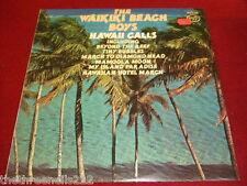 VINYL LP - THE WAIKIKI BEACH BOYS - HAWAII CALLS - MFP 502233