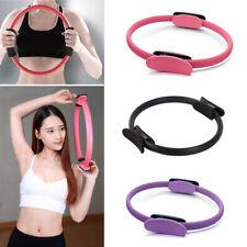 Pilates Ring Magic Circle Body Sport Exercise Fitness Strength Yoga Tool-Pi X8O7