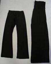 Roch Valley Childrens Kids Girls Adults Lycra Cotton Jazz Dance Bootleg Pants