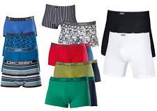 2er Pack Ceceba Herren Slips  Pants Hipster Boxershorts verschiedene Muster