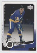 2000 Upper Deck Legends Legendary Collection Silver 58 Marcel Dionne Hockey Card