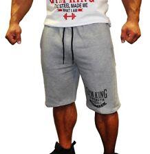 Gym King Classic Shorts Fitness Bodybuilding Shorts Kurze Sport Hose