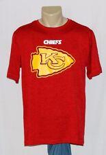 Kansas City Chiefs Primary Logo Cool Base T-Shirt - NFL Majestic