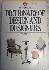 Znalezione obrazy dla zapytania Simon Jervis Dictionary of Design and Designers