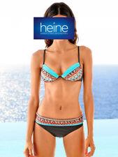 Heine Push-up-Softcup-Bikini. Glitzersteine. Cup D. NEU!!! KP 98,90 € SALE%%%