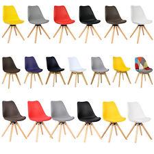 Esszimmerstuhl Esszimmerstühle Küchenstuhl Kunstleder Holz Esszimmer Stuhl e150