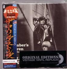 "Rolling stones ""December 's Chi..."" MINI LP CD OBI"