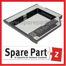 Ultra Slim E/Bay Modul Festplattenrahmen zweite HDD SSD DELL Precision M2400
