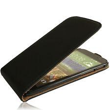 Handy Hülle für HTC One M8 M9 Case Cover Tasche Schutz Etui Handyhülle Flip