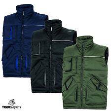 Delta Plus Panoply Stockton 2 Rembourré Multi Poche Travail matelassée veste sans manches