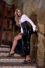 ORIGINALE in vita corpetto corsetto/Corsetto Nero