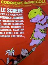 Corriere dei Piccoli 49 1970 Valentina Mela Verde