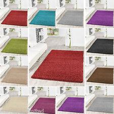 Moderne large épais plain soft shaggy tapis non hangar tapis velours moderne tapis tapis