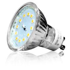 SMD LED Leuchtmittel 230V / 5Watt / STEP DIMMBAR per Lichtschalter / Gu10 Lampen