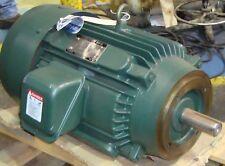 New Toshiba Electric Motor HP 20 RPM 3530 9080LR