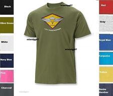 Israeli Airborne Israel Defense Forces T-Shirt  Army Military IDF Zahal SZ S-5XL