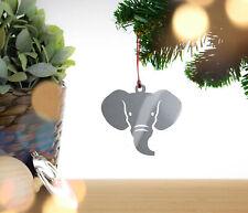 Elephant - Christmas tree bauble, decoration, ornament