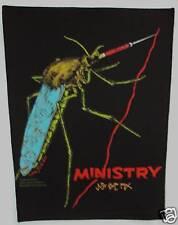 VINTAGE ANNI '90 GRANDE DA CUCIRE TOPPA : Ministry/MOSQUITO