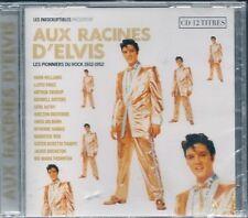 CD PROMO--AUX RACINES D'ELVIS--PIONNIERS DU ROCK 32/52