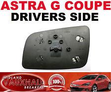 Vauxhall ASTRA coupé convertible de Vidrio Espejo Ala Eléctrico & controladores de lado
