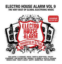 Electro House Alarm Vol.9 - Various Artists (2CDs) Neu