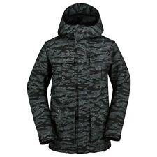Volcom Chaqueta. Chaqueta de Snowboard Volcom. Volcom Alternativo Insulated Jacket-Camo