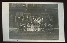 Lancs Bolton 1929 NATSOPA Homes Residents RP PPC