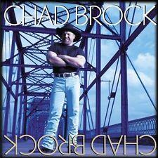 FREE US SHIP. on ANY 2+ CDs! ~Used,VeryGood CD Brock, Chad: Chad Brock