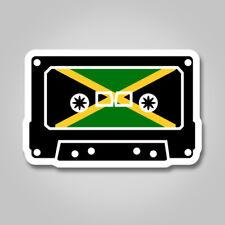 Lion of Judah Sticker Decal Vinyl Rasta Cassette Tape Jamaica Reggae Ethiopia VW