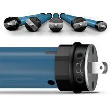 EVEROXX Rolladenmotor Rohrmotor Rolladen Motor, incl. Adapter für Achtkant-Welle