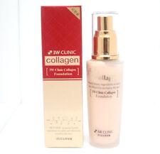 3W CLINIC / Collagen Foundation 50ml/ Perfect Cover BB Cream/ Korean Cosmetics