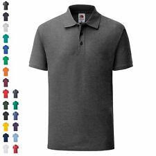 Fruit of the Loom 65/35 Pique Polo Shirt , FOL Poloshirt NEU