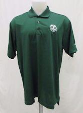 Portland Timbers Men S L XL Green Climalite Short Sleeve Polo Shirt MLS A9MR