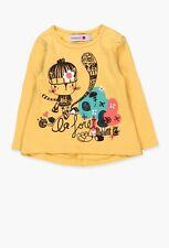 Boboli Baby Mädchen Shirt  Art.-Nr. 214085 Gr. 68 74 80 86 Neu gelb
