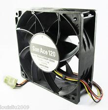 5pcs Sanyo Denki San Ace 120 9GV1248P1B04 120mmx38mm 12038 48V 0.43A DC Fan NEW