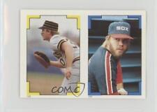 1986 O-Pee-Chee Album Stickers #290-129 Bob James Jason Thompson Montreal Expos