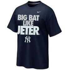 New York Yankees Nike ''Big Bat Like Jeter'' T-Shirt Men's Small Medium XL 2XL