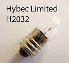 2.4V 0.3A E10/12 LAMP BULB HOBBY TORCH CRAFT (2032)