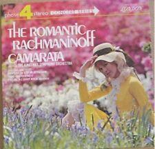 CAMARATA, ROMANTIC RACHMANINOFF - LONDON PHASE 4 LP