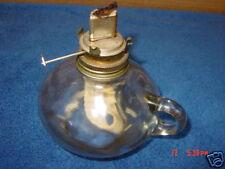 Vintage,Fingerhole,Kerosene,Oil,Lamp,Kaadan,Clear,#10