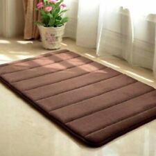 1 Pc Water Absorption Rug Bathroom Shaggy Memory Foam Bath Mat kitchen Door Floo