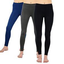 Mato & Hash Premium Women's Active Lightweight 95/5 Cottton/Spandex Leggings