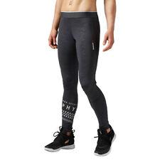 Reebok One Series Wp Caldo Inverno Donna Allenamento Collant Corsa Traspirante Pantaloni