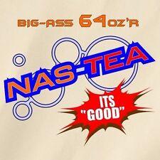 NAS-TEA The Big Ass 64 Ouncer T-Shirt from movie IDIOCRACY brawdo electrolytes