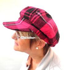 Damen Schirmmütze 4 Farben Ballonmütze Schirmmützen Damenmützen Damenhüte