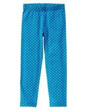 NWT Gymboree Leggings Mix and Match Blue Polka Dots Girls 5/6 7/8 10/12
