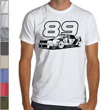 1989 90 Quattro GTO Soft T-Shirt rally racing IMSA Trans-Am Audi