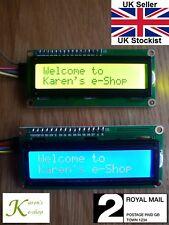 IIC/I2C/TWI 1602 16x2 LCD Display Module pour Arduino