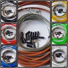 Bremszug und Schaltungs Set Komplett MTB/ATB  in ver.Farben