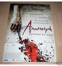 Filmposter A1 Neu Plakat Anamorph - Die Kunst zu Töten
